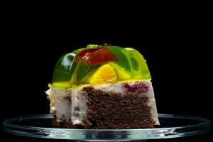 3 sluoksnių tortas